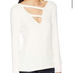 LNA Kindred Slub Sweater